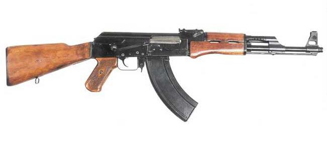 ak 47 weed. My Very Own AK 47